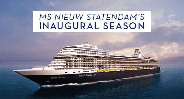 Nieuw Statendam in the Caribbean