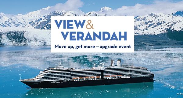 View & Verandah: Move up, get more -- upgrade event