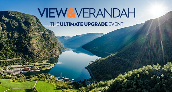 View and Verandah | The Ultimate Upgrade Event