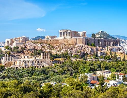 The Acropolis Ruins