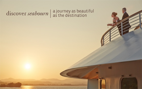 Discover Extraordinary Aboard Seabourn