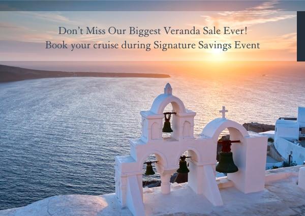 Biggest Veranda Sale Ever | Don't Miss Our Signature Savings Event