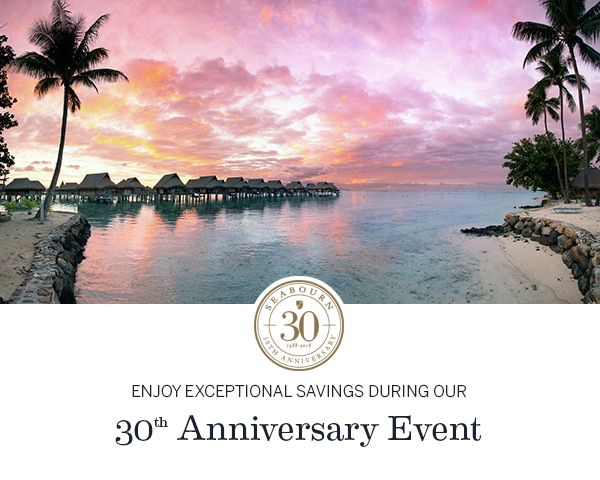 Enjoy Exceptional Savings During our 30th Anniversary Event