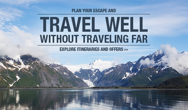 PLAN YOUR ESCAPE AND TRAVEL WELL WITHOUT TRAVELING FAR | EXPLORE ITINERARIES AND OFFERS
